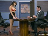 Valentina Nappi gets a hardcore office fucking – Brazzers