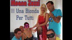 Moana Zozzi Una bionda per tutti