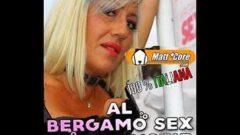 Al Bergamo Sex con Christie Dom