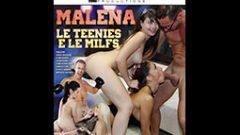 Malena Le Teenies E Le Milfs