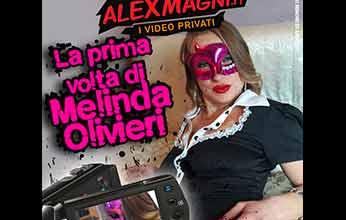 La prima volta di Melinda Olivieri
