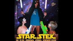 Star Stek (che la fica sia con te)