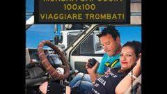 Morena Capoccia 100X100 Viaggiare TROMBATI