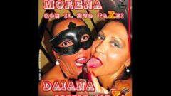 Morena con il suo taxxi, Daiana prende Caxxi