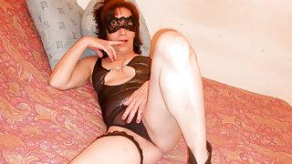 AmateurEuro – Amateur Mature Corinne Has Intense Sex On Cam